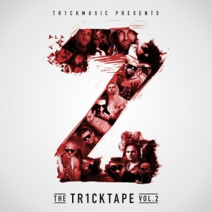 THE TR1CKTAPE VOL.2 FRONT COVER